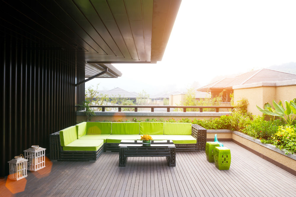 Great Deck Bench Ideas
